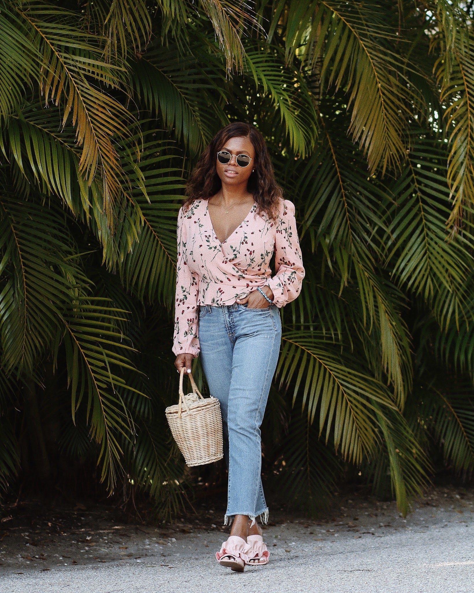 The Best  Straw Bags for Summer