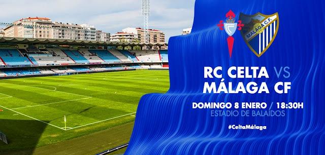 Cómo y dónde ver el Celta vs Málaga EN VIVO Gratis: Horario y TV ONLINE