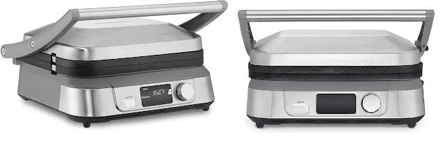 Cuisinart GR-5BP1 Electric griddler review