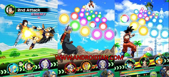 Dragon Ball Z Dokkan Battle Mod Apk God Mode