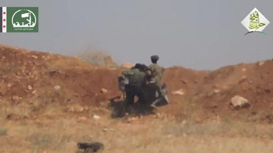 Video: Jaisyul Fath Rebut Perkebunan Al Mallah Aleppo dari Syiah Assad