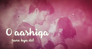 """"""" O Aashiqa"""" Song lyrics 2020 । Shaswant singh A R Rahnam"""