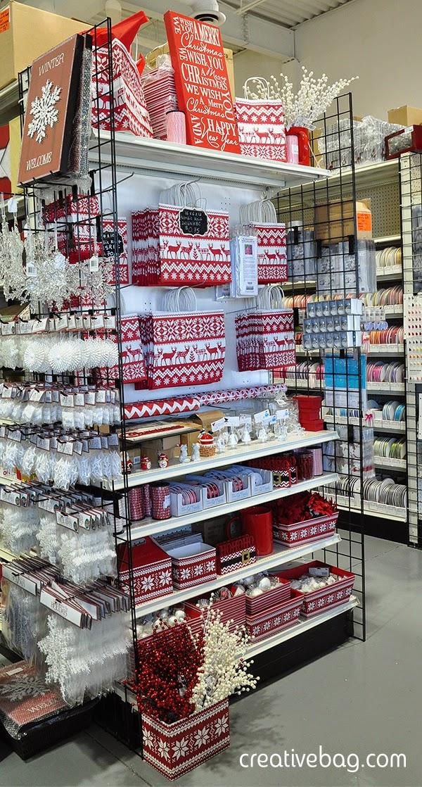 Nordic Knit holiday collection | creativebag.com
