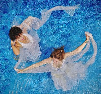 exercising in water