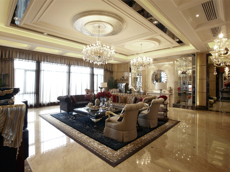 Best interior design companies and interior designers in dubai for Luxury homes designs interior