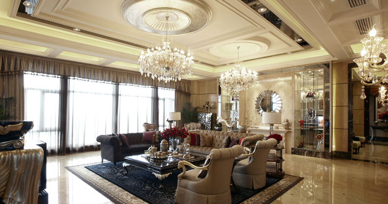 Best interior design companies and interior designers in dubai for Famous interior design companies