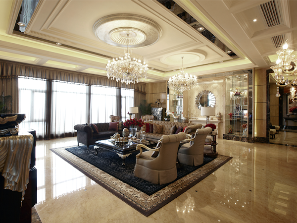 25 Awesome Villa Interior Designs Pictures