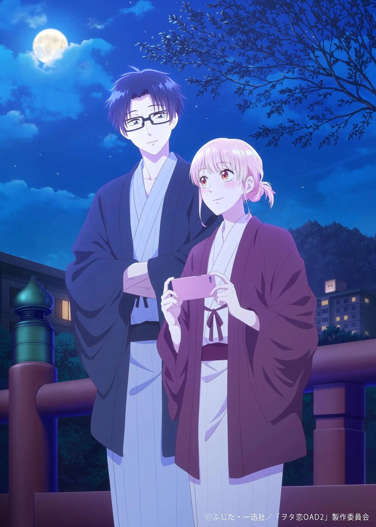Anime Wotaku ni Koi wa Muzukashii revelou o trailer do seu próximo OVA