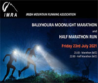 Ballyhoura Midnight Marathon & Half-Marathon - 23rd July 2021