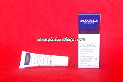 Review: Eye Base - Mavala