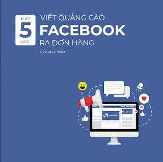 Bí kíp 5 bước viết quảng cáo Facebook ra đơn hàng ebook PDF-EPUB-AWZ3-PRC-MOBI