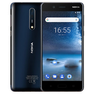 Download Nokia 8 TA-1004 Stock Firmware [Flash File]