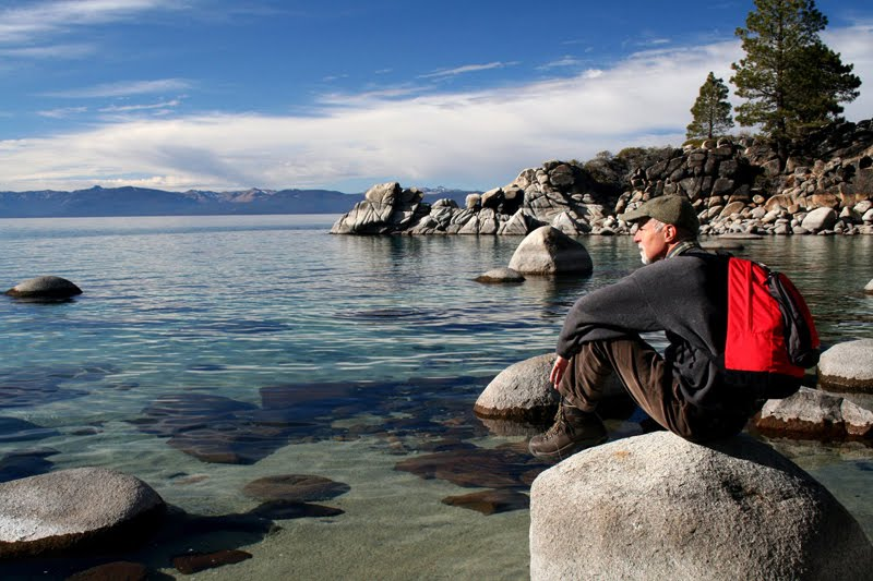 A Mystery Writer's Notes From Tahoe