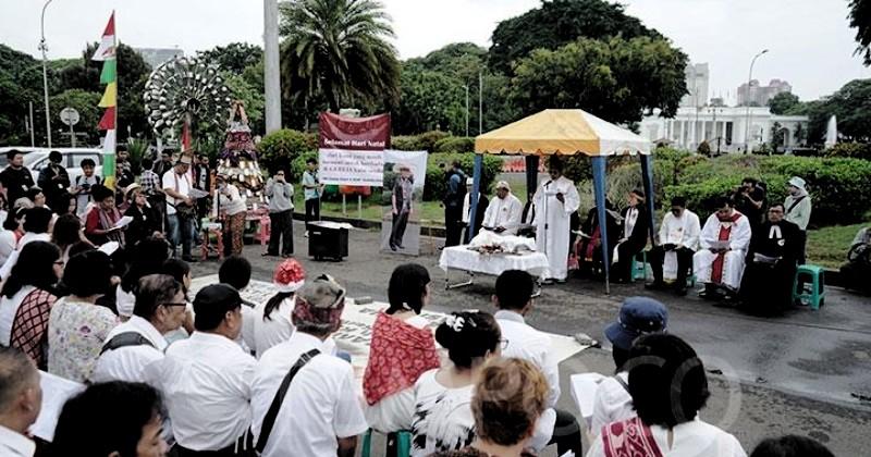 Gereja Disegel, GKI Yasmin Minta Pemkot Bogor Jalankan Putusan MK
