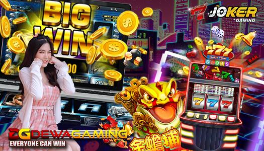 Daftar Slot Online Terlaris Dewagaming