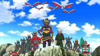 Ninjas de otra aldea