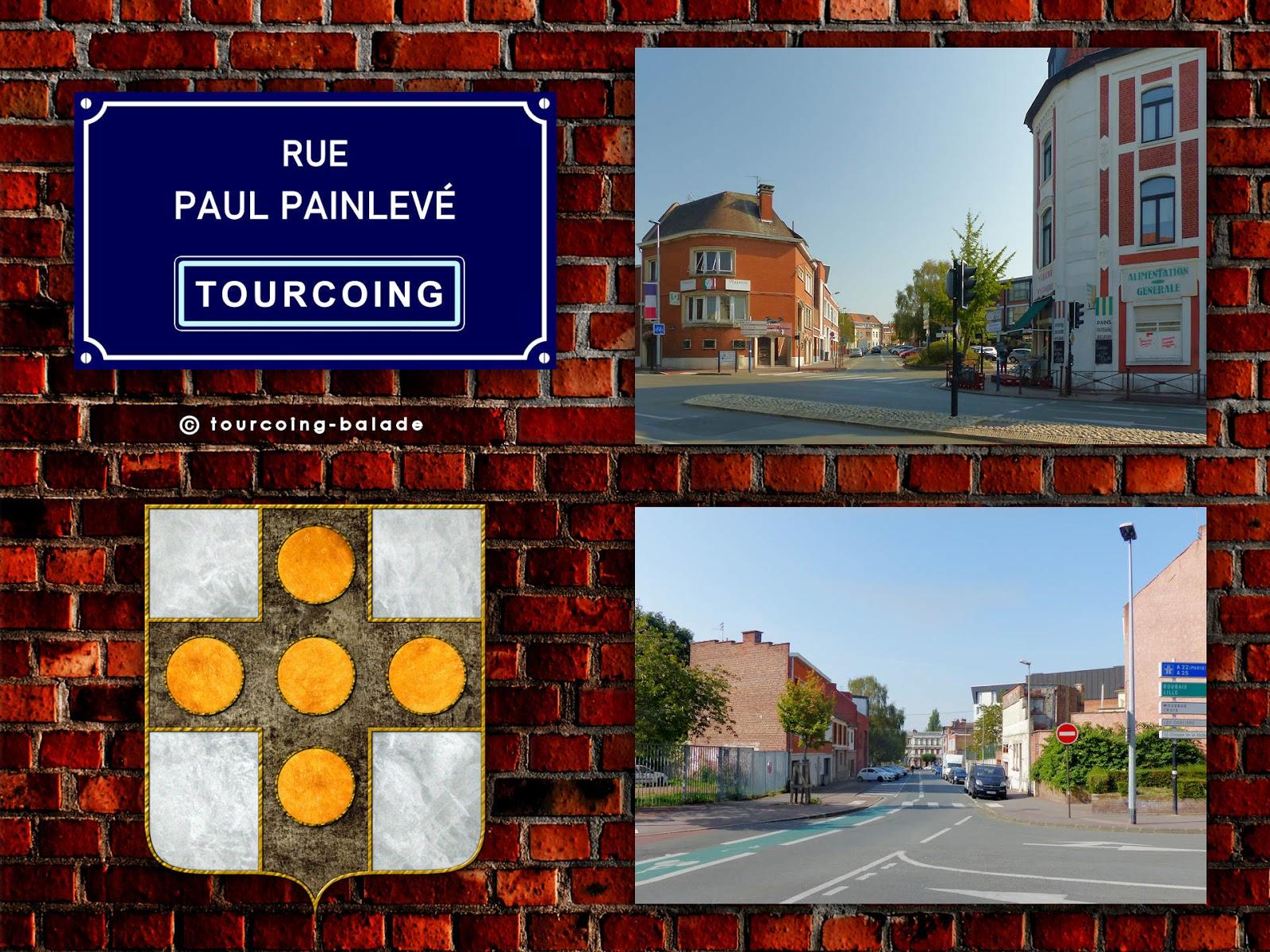 Rues de Tourcoing - Rue Paul Painlevé, 2020