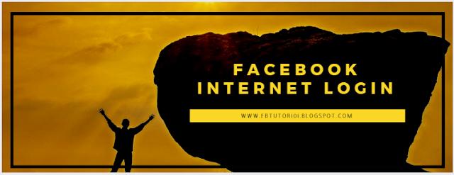 Facebook Internet Login