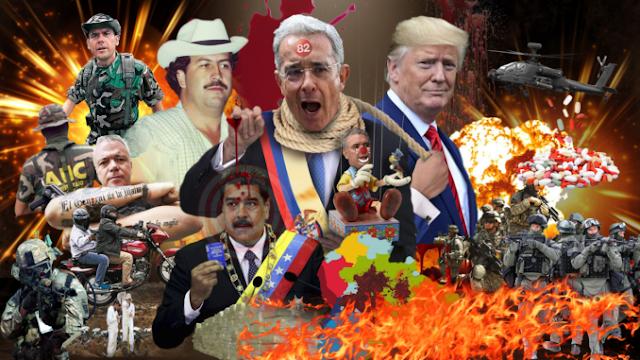 GEOPOLÍTICA IMPERIAL, Intervenciones estadounidenses en Nuestra América en el siglo XXI-Caso Colombiano