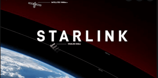 Image of starlink