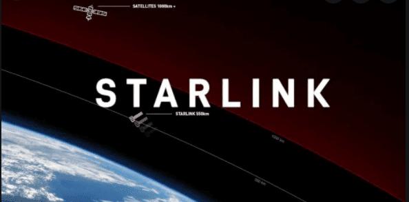 Starlink Satellite Viewing