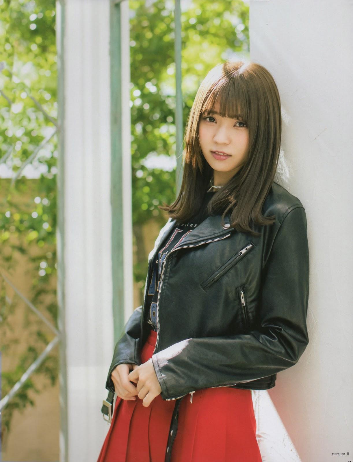 Kobayashi Yui 小林由依, MARQUEE 2017 Vol.124