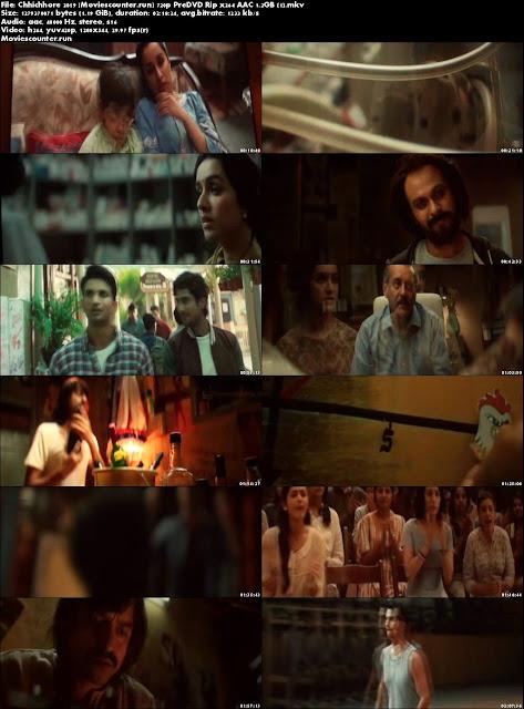 Chhichhore 2019 Hindi HD 720p