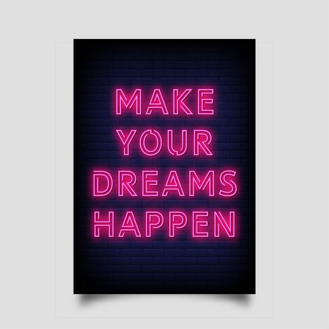 Conseguir tus sueños