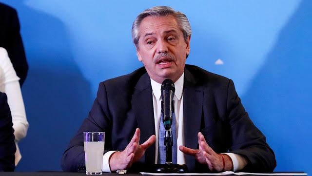 """Gobierno de Alberto Fernández presenta el """"Plan Integral Argentina contra el Hambre"""""""