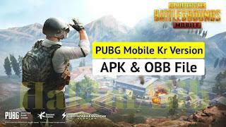 PUBG Korean Version: New 1.0 update for released