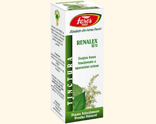 Renalex, U70, tinctura