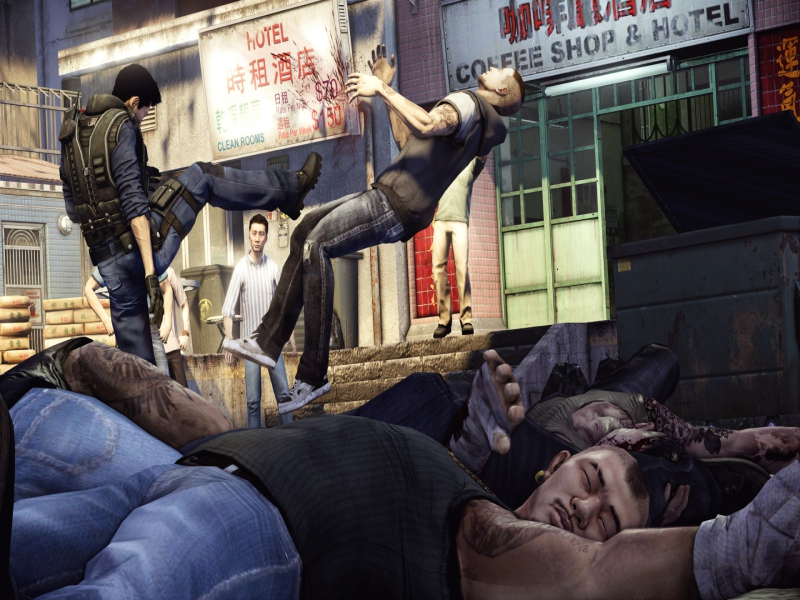 Sleeping Dogs Definitive Edition Highly Compressed Free Download