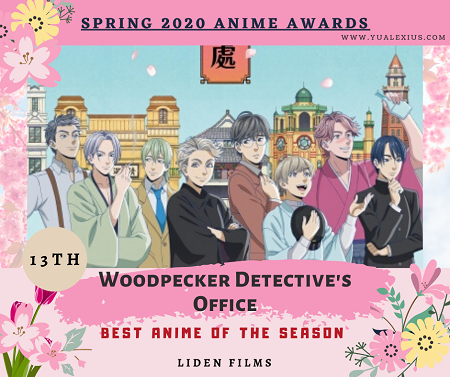 Woodpecker Detective's Office Anime