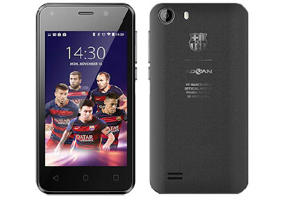 HP Advan Barca S4X