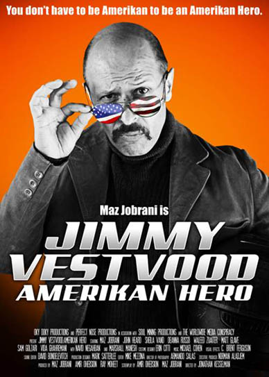 Jimmy Vestvood: Amerikan Hero (2016) ταινιες online seires oipeirates greek subs