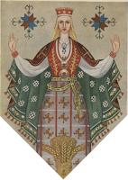 laima, latvian folklore, latvian mythology, latviešu folklora, latviešu mitoloģija, capital r, 2018