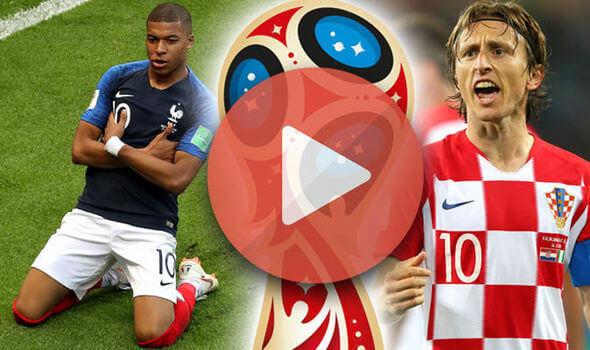 مشاهدة مباراة كرواتيا ضد فرنسا بث مباشر اليوم 14-10-2020