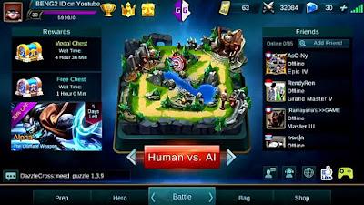 Hack map mobile legends