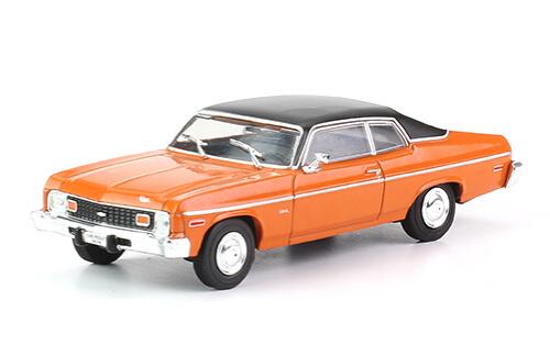 grandes autos memorables Chevrolet Nova