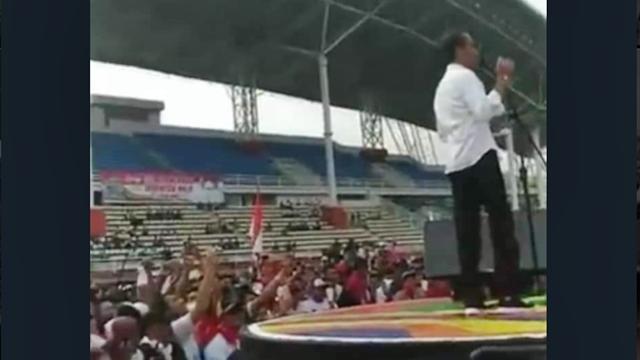 Pendukung Garis Keras: Selamat Tinggal Pak Joko Widodo
