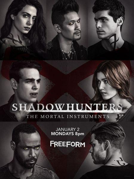 Thợ Săn Bóng Đêm 2 - Shadowhunters 2