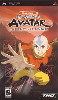 Avatar The Last Airbender (PSP) [USA - ISO] [MEGA]