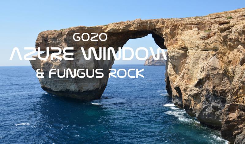 Azure Window - dojazd, informacje praktyczne. Top atrakcja Malty na Gozo. Przewodnik, porady, informacje praktyczne