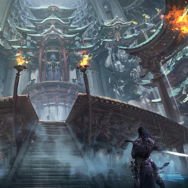 Samurai v2 Wallpaper Engine