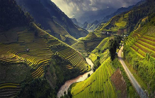 Ma Pi Leng pass in Ha Giang 1
