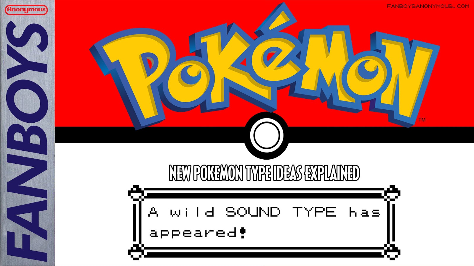 Sound type pokemon ideas