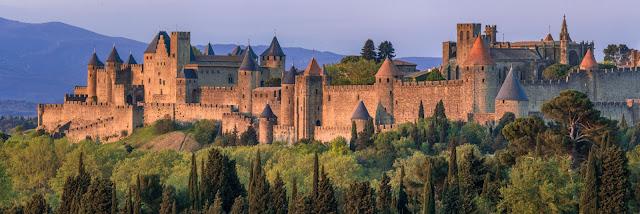 Chasse au trésor ludique à Carcassonne