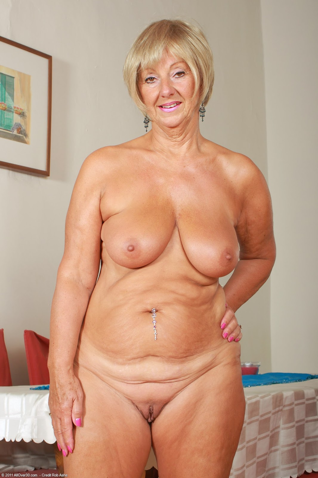 Mature british stocking porn-5834