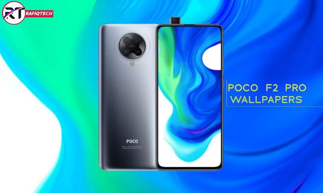 تحميل خلفيات Poco F2 Pro الرسمة عالية الجوة [+FHD]