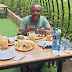 This latest photo of popular Radio host MAINA KAGENI has left Kenyans talking-Do you see anything wrong? (LOOK)